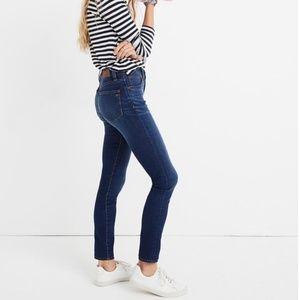 Madewell | Roadtripper Skinny Jeans in Jansen Wash
